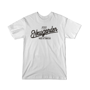 Josef Newgarden Script T-Shirt