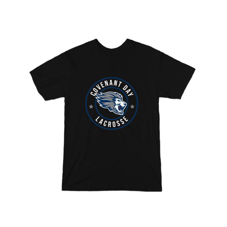 Covenant Day Lacrosse T-Shirt