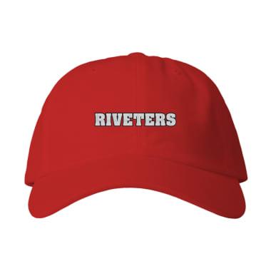 RIveters  Baseball Style Hats