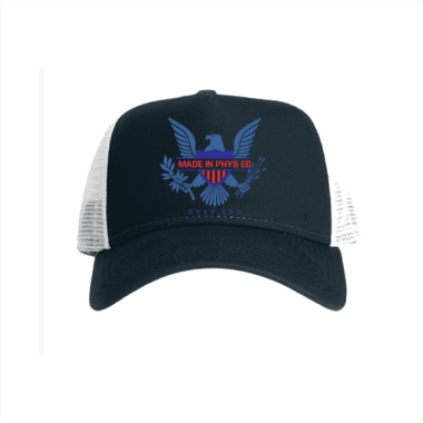 Made In Phys Ed Classic Trucker