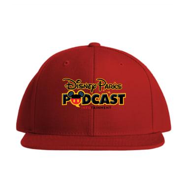 Disney Parks Podcast Logo wear Baseball Style Hats