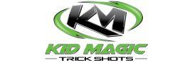 Kid Magic Trick Shots