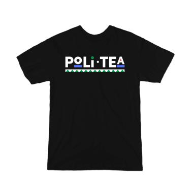 PoliTea Youth T-Shirt Dark Collection