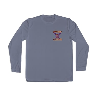 Deforest Lacrosse Performance Longsleeve