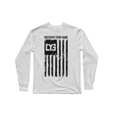 DYG Flag Longsleeve Shirt