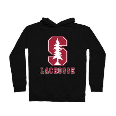 Stanford Lacrosse Pullover Hoodie