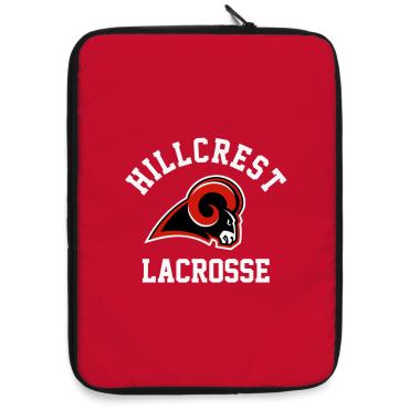 Hillcrest Lacrosse Laptop Sleeve