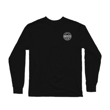 Fit Dad Nation Badge Longsleeve Shirt
