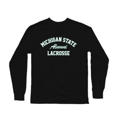 MSU Lacrosse Alumni Longsleeve Shirt