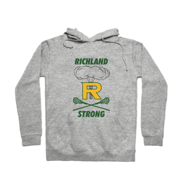 Richland Strong Pullover Hoodie