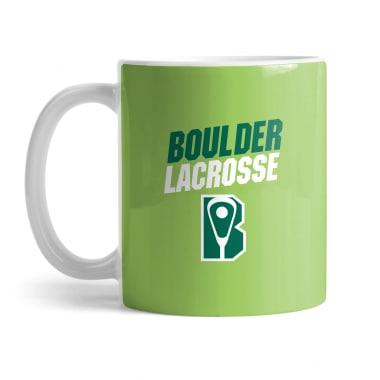 Boulder Lacrosse Mug