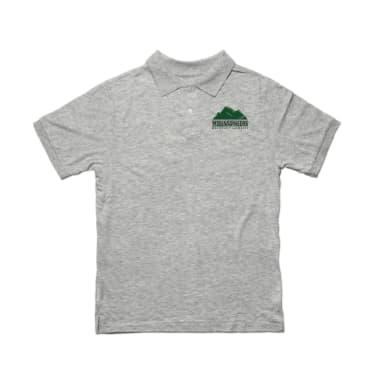 Wachusett Lacrosse Mountain Logo Polo