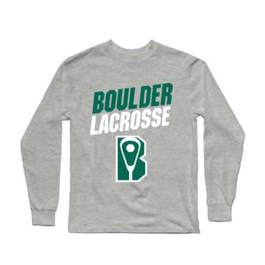 Boulder Lacrosse Longsleeve Shirt