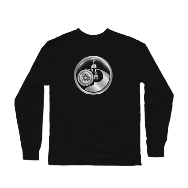 Fit Dad Nation Logo Longsleeve Shirt