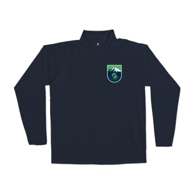 Seattle Lacrosse Club Badge Performance Pullover