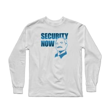 Security Now  Longsleeve Shirt