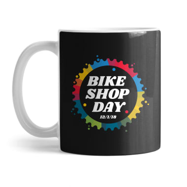 Bike Shop Day Mug