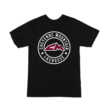 Cheyenne Mountain Lacrosse T-Shirt