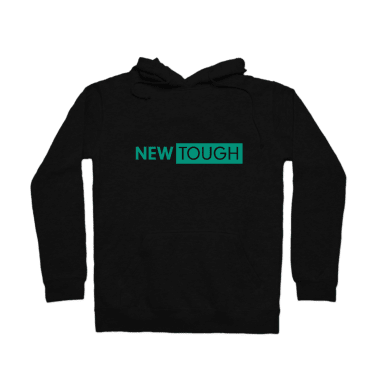 New Tough Pullover Hoodie