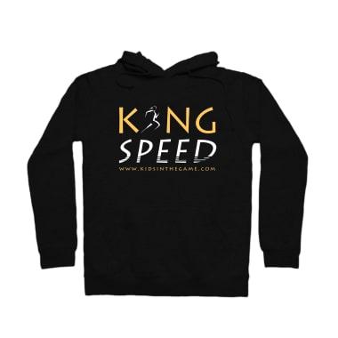 King Speed Pullover Hoodie