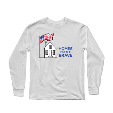 Homes For The Brave Longsleeve Shirt