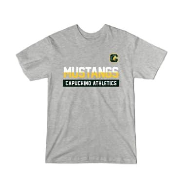 Mustangs Two-Tone T-Shirt