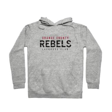 OC Rebels Lacrosse Club Pullover Hoodie