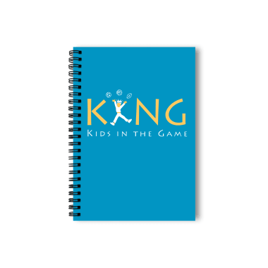 Kids In The Game Notebook