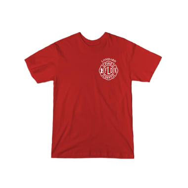 LFD Badge (White) T-Shirt