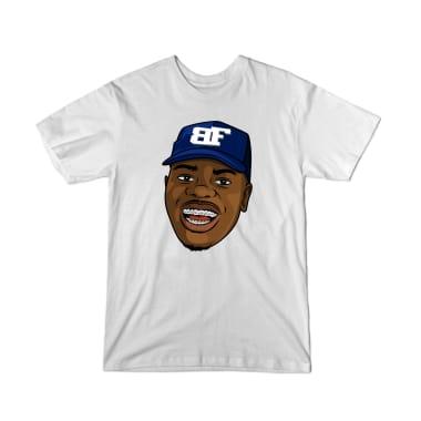 HaHa Davis Face T-Shirt