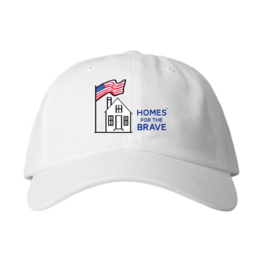 Homes For The Brave Baseball Style Hats