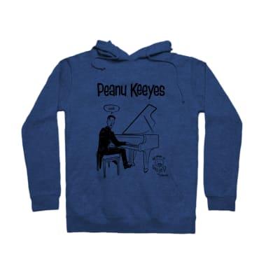 Peanu Keeyes Pullover Hoodie