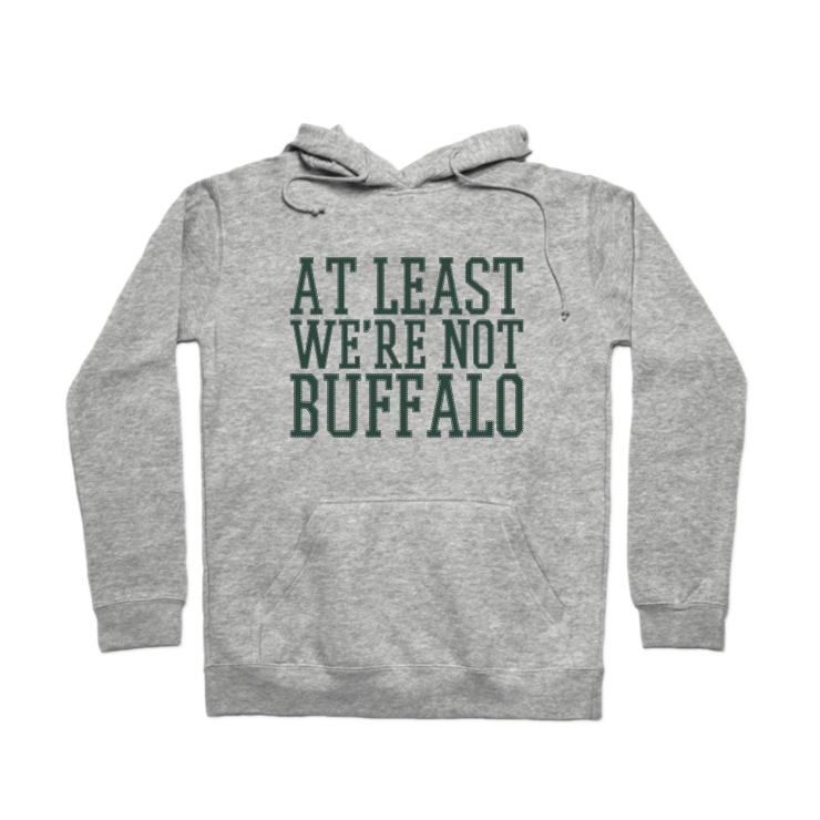 It Could Be Worse Pullover Hoodie