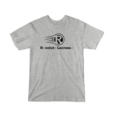 Resolute Lacrosse 2 T-Shirt