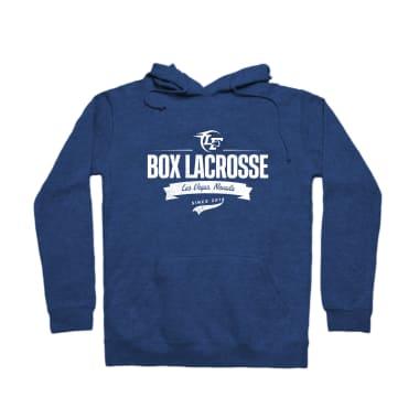 LF Box Lacrosse  Pullover Hoodie