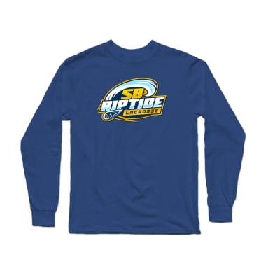 SB Riptide Lacrosse (Vertical) Longsleeve Shirt