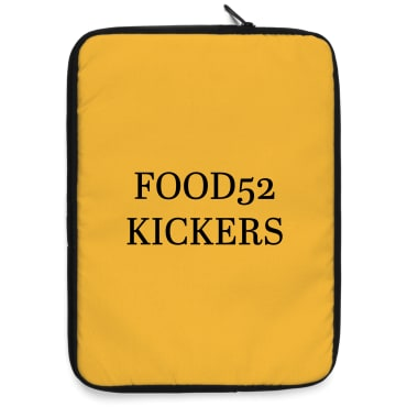 Food52 Shirt Laptop Sleeve