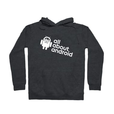 All About Android Podcast Pullover Hoodie