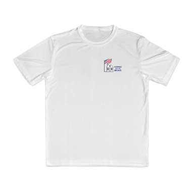 Homes For The Brave Performance T-Shirt