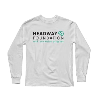 Headway Foundation Logo Longsleeve Shirt