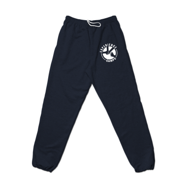White ExCamps Logo Sweatpant