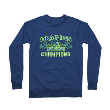 Dragons Limited Edition Challenge Champions Crewneck Sweatshirt