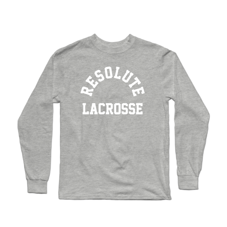 Resolute Collegiate Longsleeve Shirt