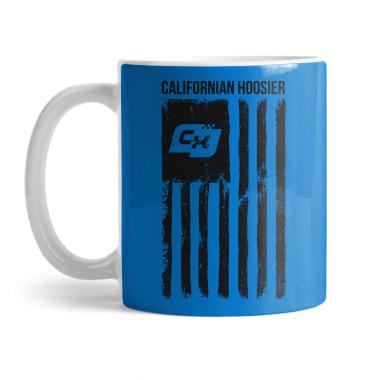 CK Californian Hoosier Mug