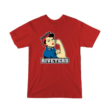 Riveters  T-Shirt