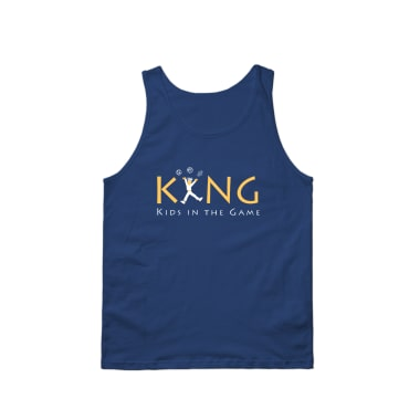 Kids In The Game Tank Top