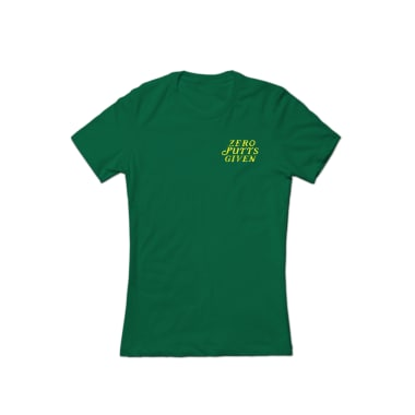Zero Putts Given Women's T-Shirt