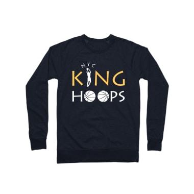 KING Hoops Crewneck Sweatshirt