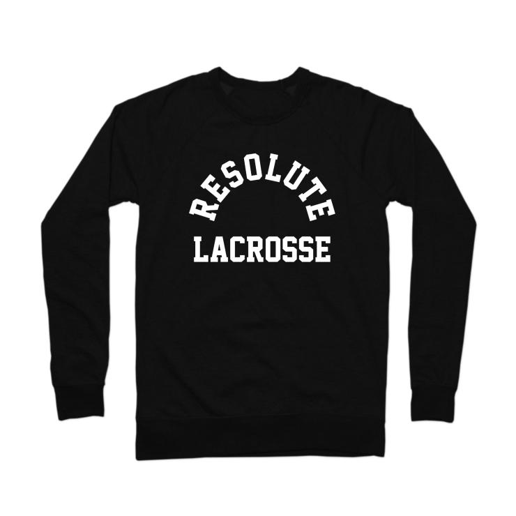 Resolute Collegiate Crewneck Sweatshirt