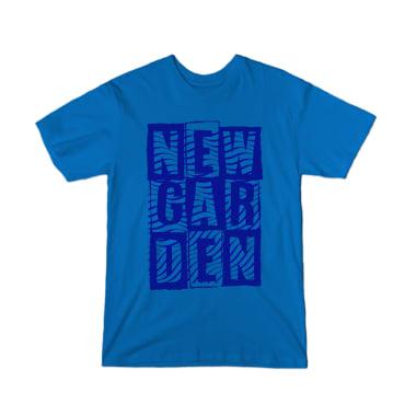 Newgarden Blue Waves T-Shirt